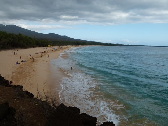 Big Beach no Hawaii