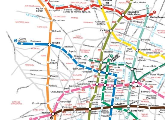 Metrô Cidade do México