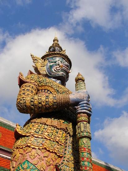 Grand Palace- Dicas de Viagem Tailandia