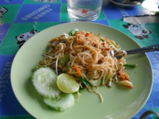 Delicioso pad thai