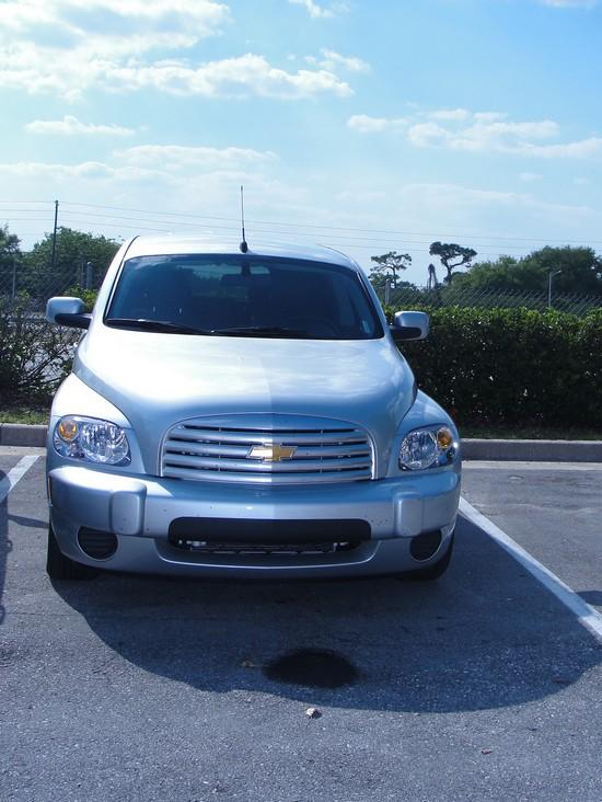 O carro que alugamos em Miami