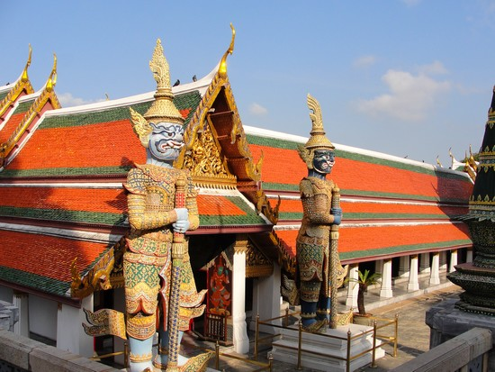 Grand Palace, Bangkok - Preciso Viajar