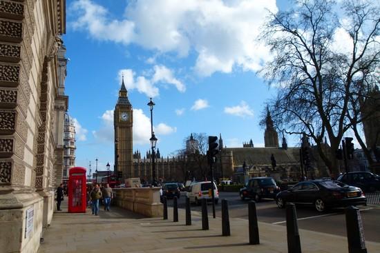 Londres, amor verdadeiro!