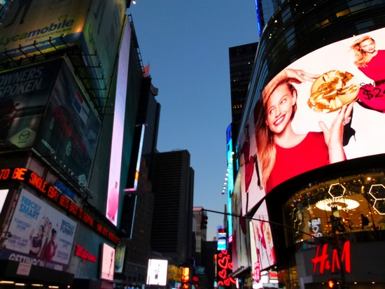 Times Square, 2014