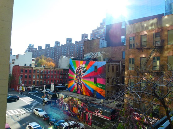 The High Line, 2014