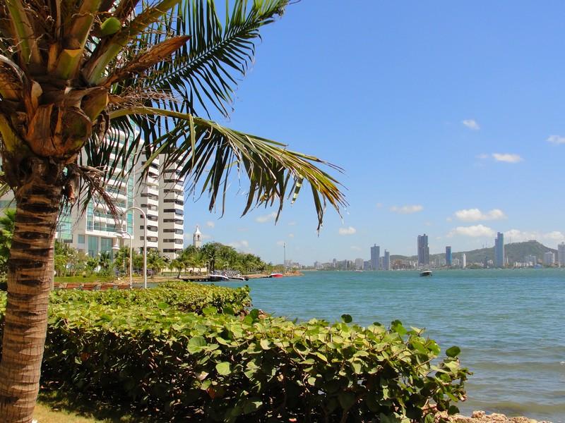 Cartagena das Indias na Colombia