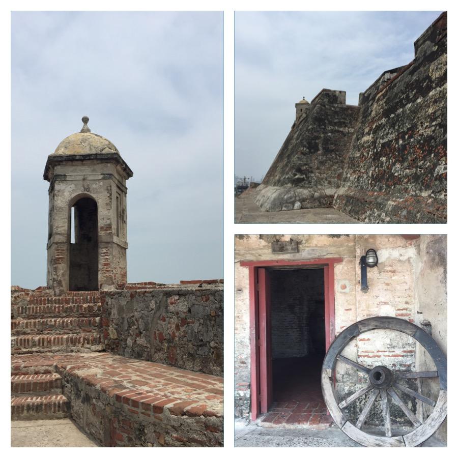Castillo San Felipe - Cartagena das Indias
