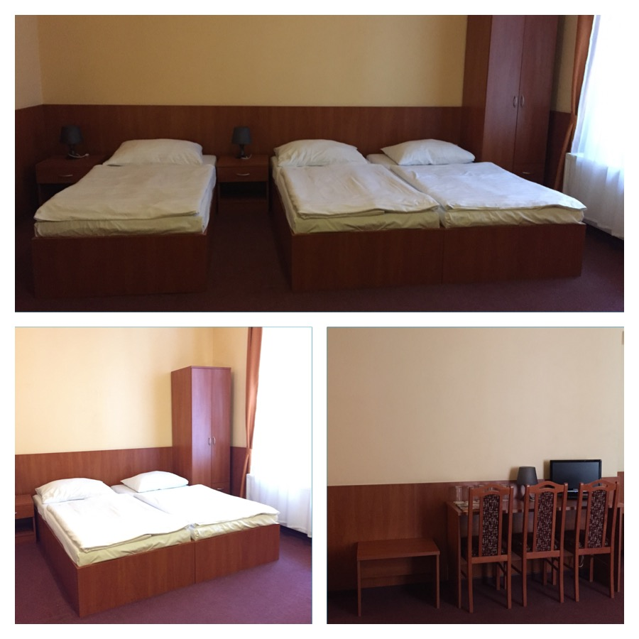 Hotel em Praga - Zlatá Váha