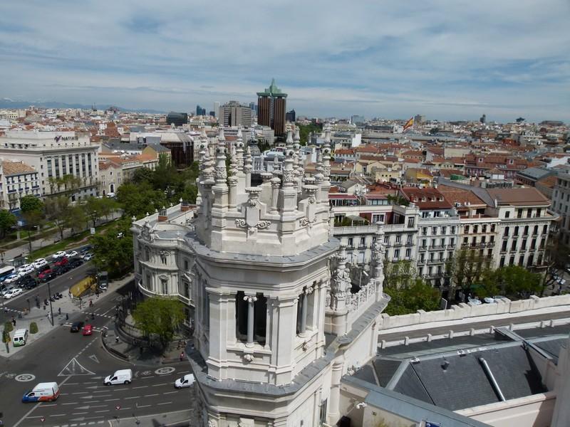 Mirador de Cibeles - Madrid