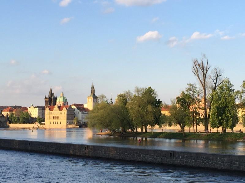 Desnível do rio