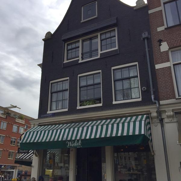 Winkel 43, melhor torta de maçã de Amsterdã
