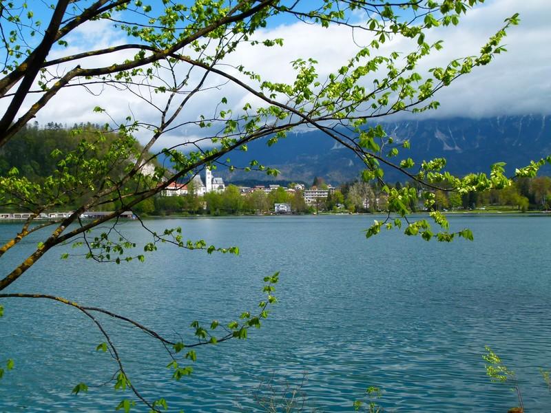 lago bled - eslovênia