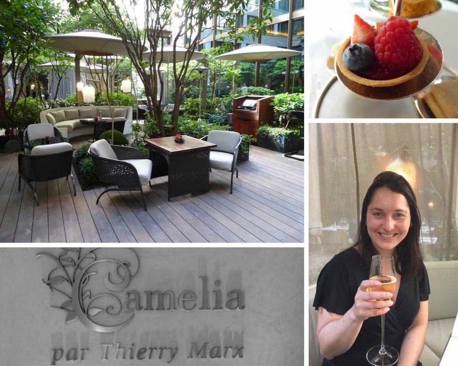 restaurante camelia do hotel mandarin