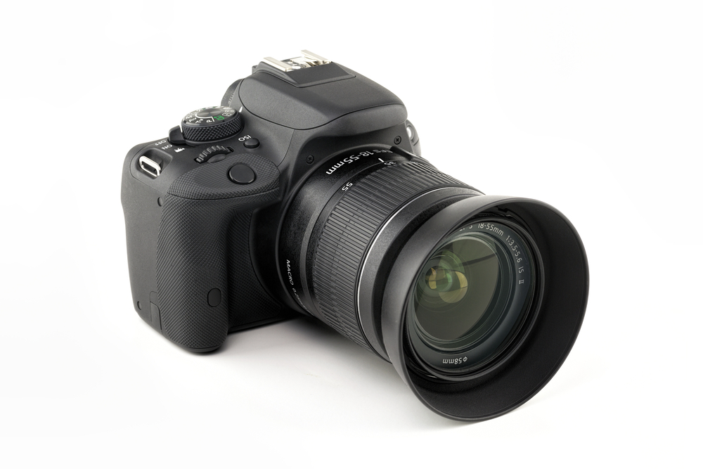escolher uma máquina fotográfica