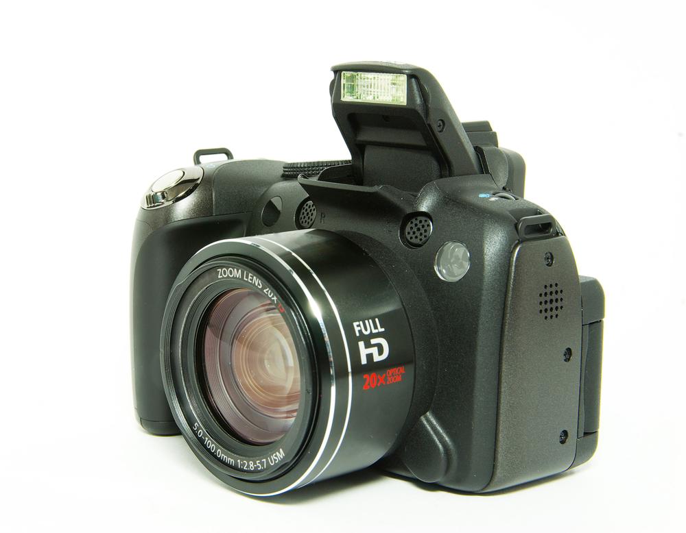 escolher câmera fotográfica