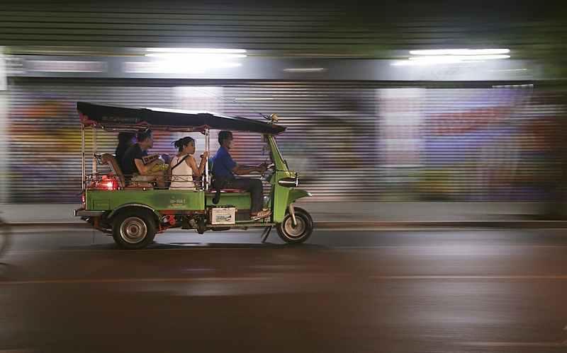 tuk tuk tailândia