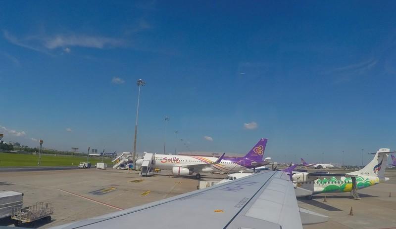 voos internos na tailândia
