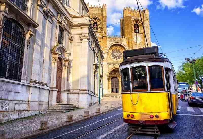 A Sé de Lisboa