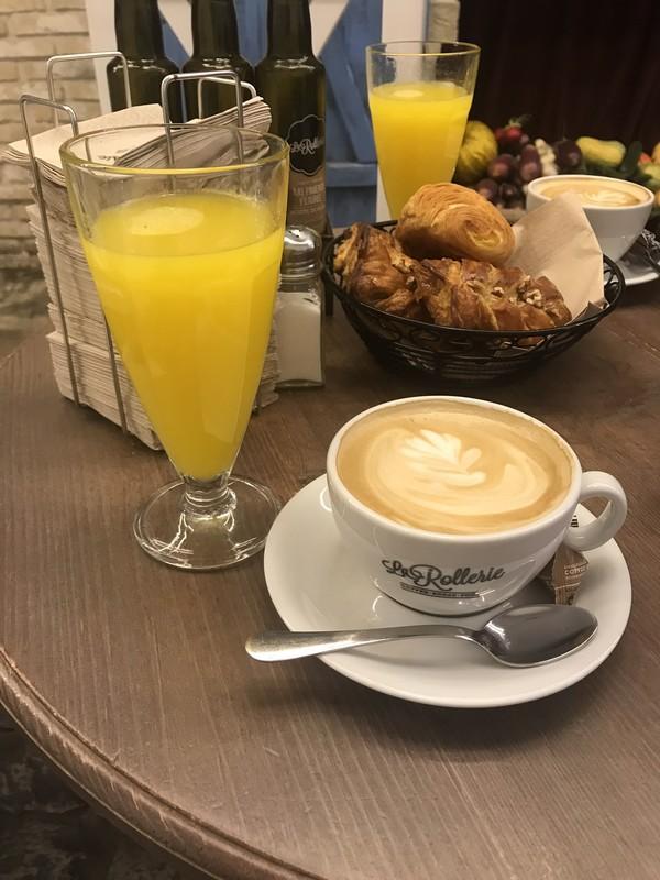 onde tomar café da manhã em madrid
