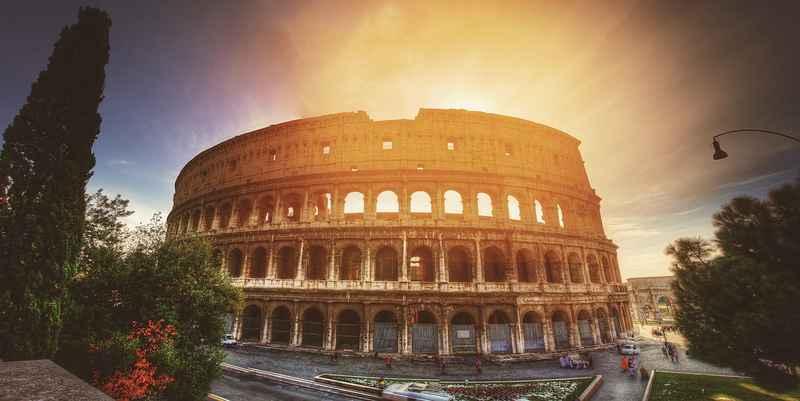 coliseu roma italia