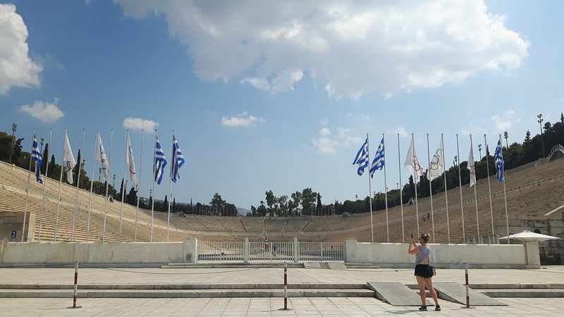 Estádio Panatenaico atenas