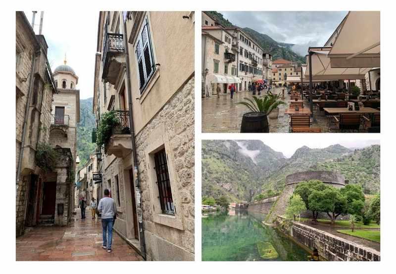 o que fazer em montenegro