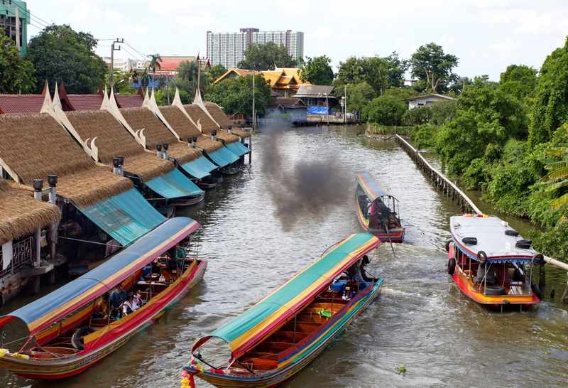 Mercado Flutuante de Tailing Chan