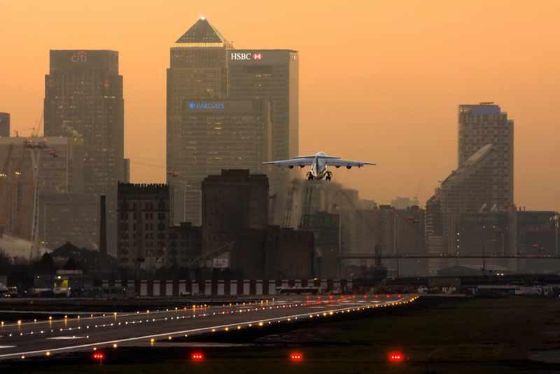 aeroporto london city