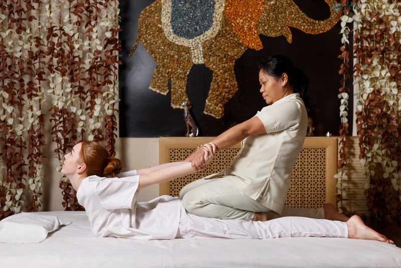 massagem tailandesa