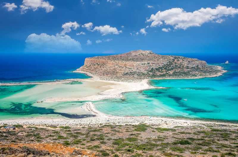 Balos Beach, Grécia