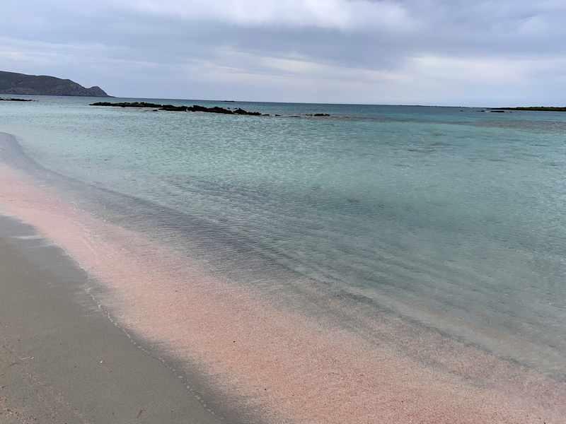 elafonisi ilha de creta