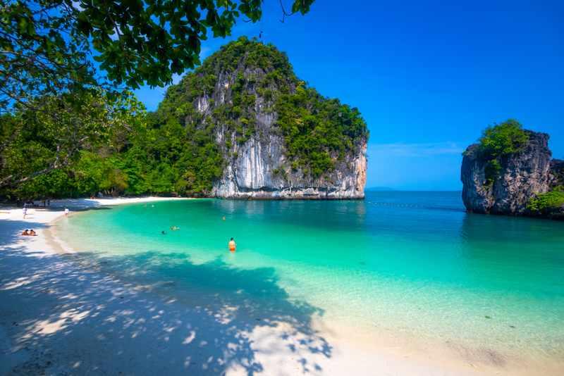 praias da tailandia