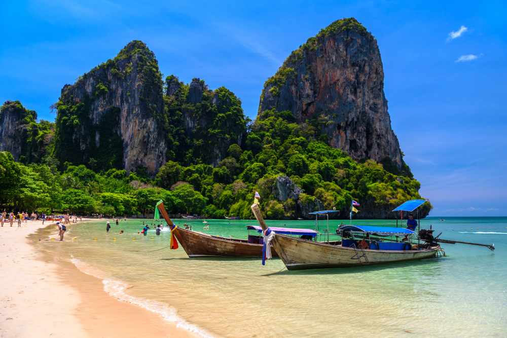 railay tailândia