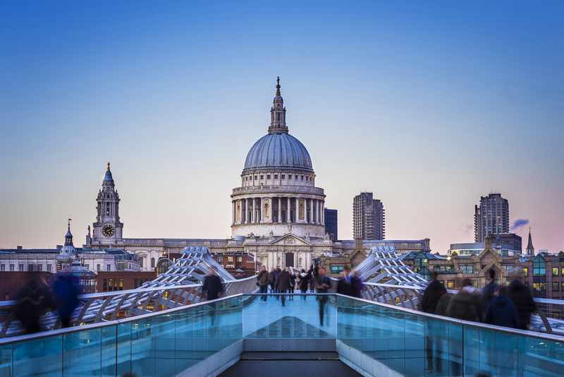 catedral st pauls londres