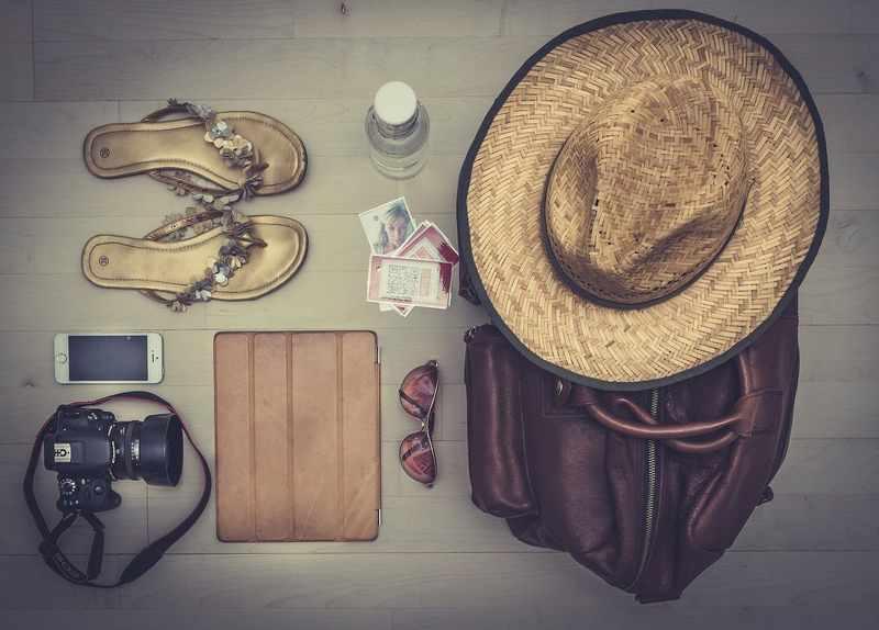 preciso viajar