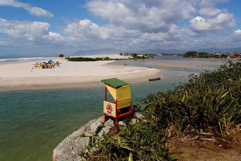 praias do sul de santa catarina