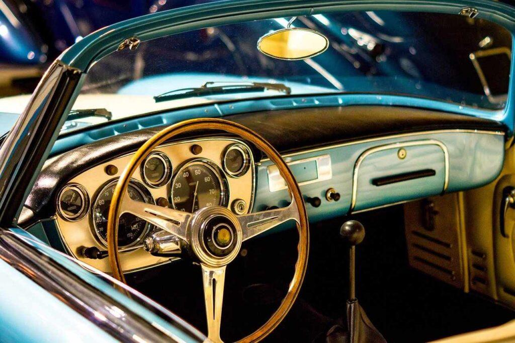 carro antigo preciso viajar